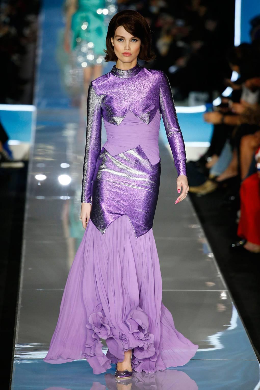 Milan Fashion Week AW18 Eighties trend | Tatler Magazine