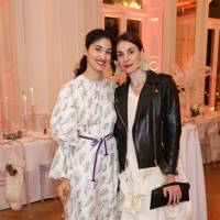 Caroline Issa and Maria Kastani