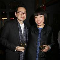 Kullawit Laosuksri and Angelica Cheung