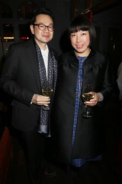 Kullawit Laosuksri and Angelica Cheung
