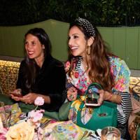 Tatiana Santo Domingo and Sheikha Raya al Khalifa