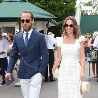 James Middleton and Pippa Middleton