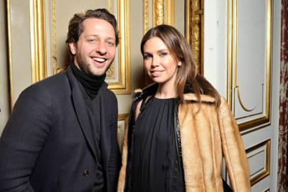 Dasha Zhukova and Derek Blasberg