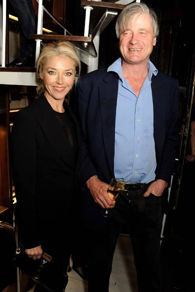 Tamara Beckwith and Bunter Worcester