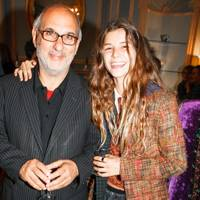 Alan and Bella Yentob