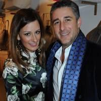 Melissa Del Bono and Luca Del Bono