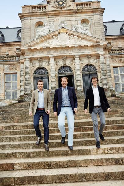 From the Archives: When Tatler met the de Vogüés inside their palatial home, Château Vaux-le-Vicomte