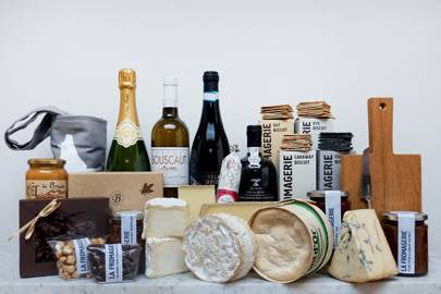 The Cheese Board Hamper