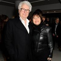 Ken Follett and Barbara Follett