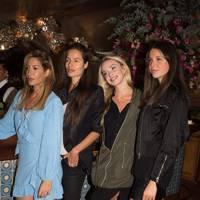 Laura Pradelska, Leila Bartell, Noelle Reno and Sasha Brown
