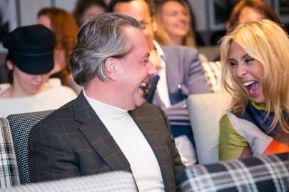 Yuri Khitro and Anna Tsvetova