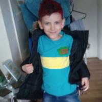 Dylan Holloway as Horrid Henry