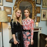 Jenny Meister and Annabelle Wallis