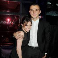 Kylie Minogue and Theo Hutchcraft
