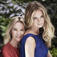 Lady Mary-Gaye Curzon and Cressida Bonas