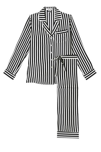 Olivia von Halle silk pyjamas