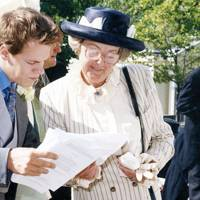 Tom Parker Bowles and Lady Rosemary Muir