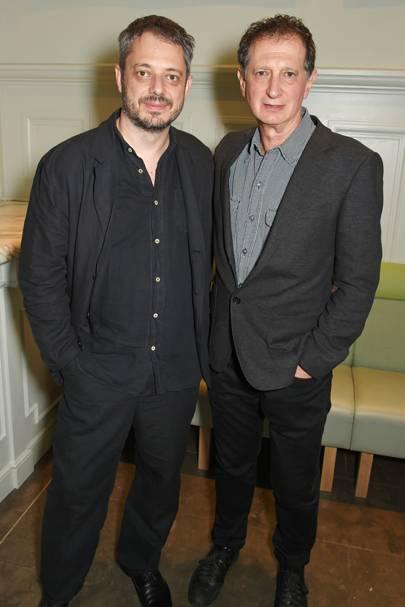 Benedict Andrews and David Lan