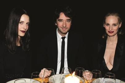 Vanessa Traina, Antoine Arnault and Lauren Santo Domingo