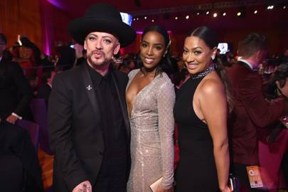 Boy George, Kelly Rowland and La La Anthony