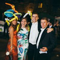 Aimee Connor, Rachael Moon, William Moon and Joseph Connor