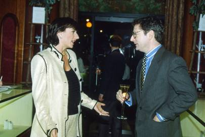 The Hon Rosa Monckton and the Hon Dominic Lawson