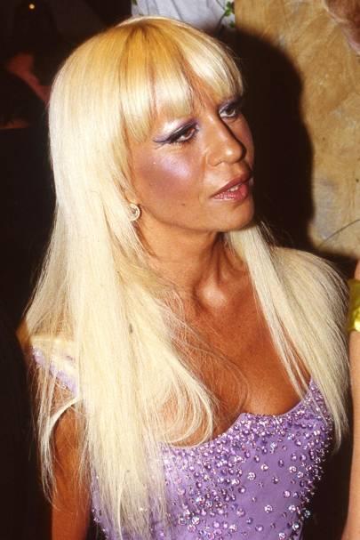 Donatella Versace-Beck