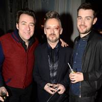 Jonathan Ross, Boy George and Jack Whitehall