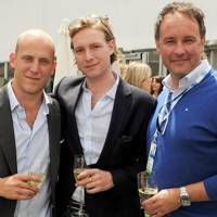 Carlo Carello, Sam Sangster and Christian Hamilton
