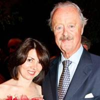 Sharon Stirling and The Duke of Marlborough
