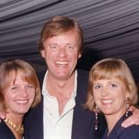 Mrs Michael Bird, Michael Bird and Mrs Nicky Kerman