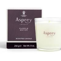 Asprey candle and fragrance
