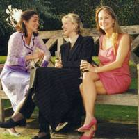 Cara Crawley, Zoe Robinson and Henrietta Snow