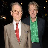 Edward Fox and Robert Bathurst