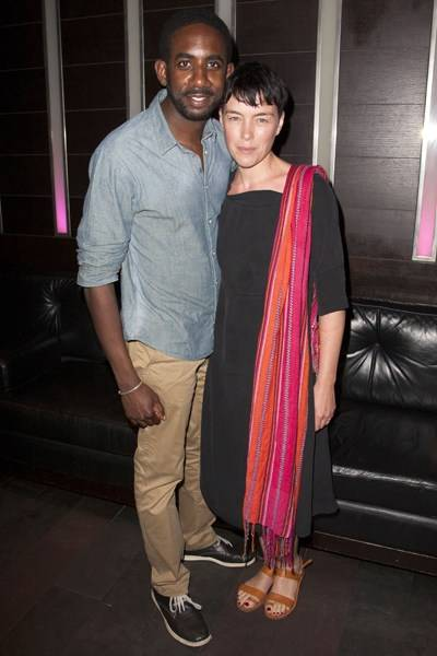 Rhashan Stone and Olivia Williams