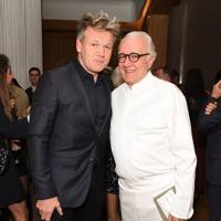 Gordon Ramsay and Alain Ducasse