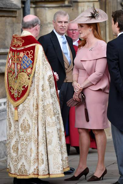 Prince Andrew and Sarah, Duchess of York