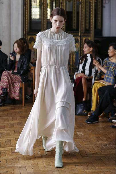 W for Sharon Wauchob, S/S18