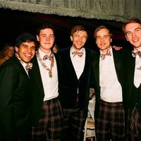 Abhiroop Gupta, Chris Kunkler, Ted Haxby, Edward Battle and Jamie Perriam