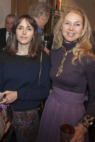 Tania Fares and Francesca Bortolotto Possati