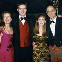 Mrs Alexander Hay of Duns, Robert Hay,  Caroline Hay and Alexande Hay of Duns