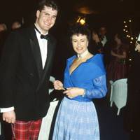 Ben MacDowel and the Hon Mrs James Drummond