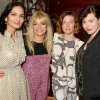 Yasmin Mills, Jo Wood, Jasmine Guinness and Camilla Rutherford