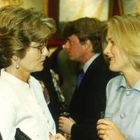 Lady Morrison and Mrs Adrian Scope