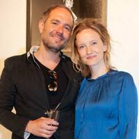 Tom Baxter and Lara Cazalet