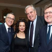 Néstor Osorio, Cristina Fuentes, Rurik Ingram and Andrew Fenwick