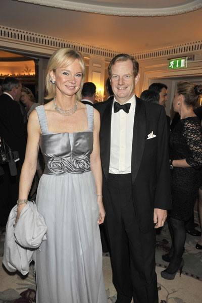 The Countess and Earl of Derby