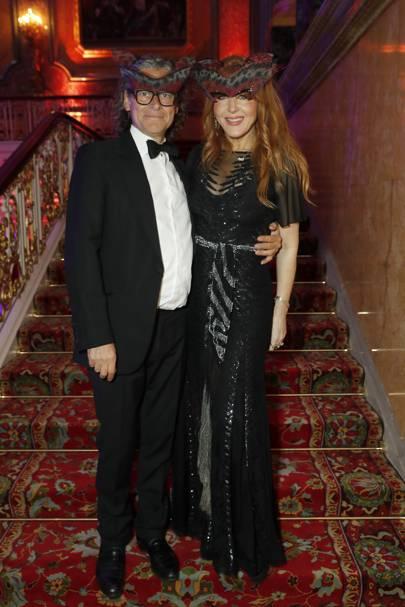 George Waud and Charlotte Tilbury