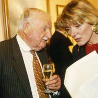 Lord Strathcarron and Amanda Courtney