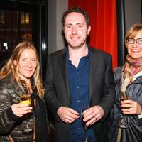 Katy Barlow, Hugo Rifkind and Janet Rowley
